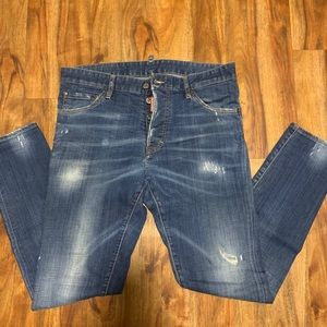 """Dsquared2 """"Cool guy""""  Jeans size 52 (Italian)"""